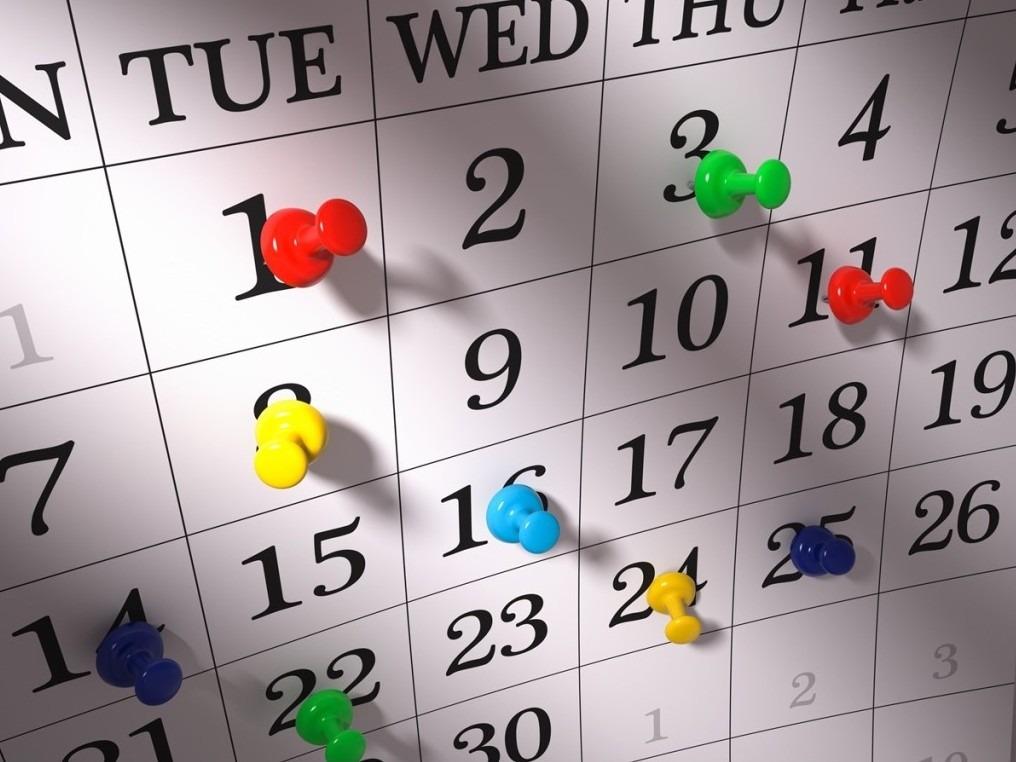 Calendario Attivita.Calendario Attivita G E S A S R L